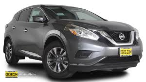 nissan murano maintenance cost new 2017 nissan murano s sport utility in sunnyvale n12034t
