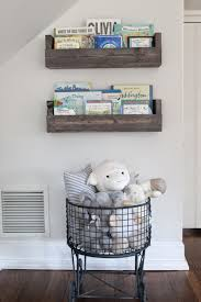 the picket fence projects baby u0027s book nook