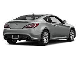 hyundai genesis coupe ratings 2015 hyundai genesis coupe coupe 2d v6 prices values
