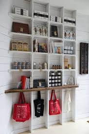 Built In Wall Shelves by Wall Shelves Design Slate Wall Shelving Design Ideas Slatwall