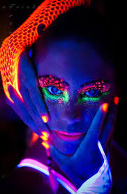 Blacklight Halloween Party Ideas by 458 Best Glow Paint Images On Pinterest Black Lights Glow Paint