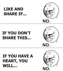 Meme Pics For Facebook - 52 no share facebook funny meme pmslweb