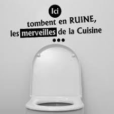proverbe cuisine stickers citation humour stickers muraux humoristique ambiance