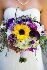 sunflower wedding sunflower bouquet wedding best 25 sunflower wedding bouquets ideas