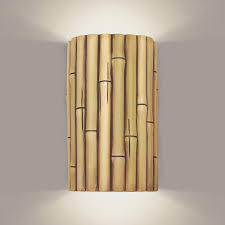 Bamboo Wall Vase Twig Wall Sconce Sconce Tree Branch Candle Wall Sconces Twig Wall
