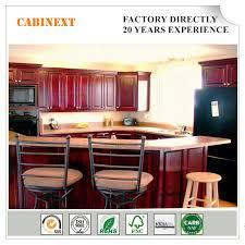 cherry shaker kitchen cabinet doors china modular shaker style black solid cherry wood kitchen