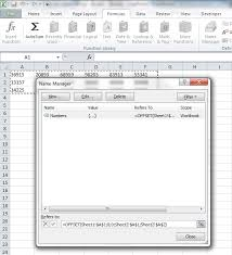 how to do standard deviation on desired ranged of cells using