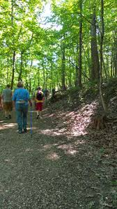 Matthiessen State Park Trail Map by Hike Starved Rock July 10th Matthiessen State Park