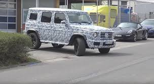 2018 mercedes benz g class shows no visible exhausts burbles near