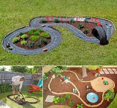 best 25 outdoor car track for kids ideas on pinterest play area