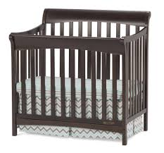 Davenport Convertible Crib by Espresso Crib With Drawer Baby Crib Design Inspiration