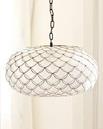 shell ceiling light capiz ceiling light and diy shell chandelier pendant diy