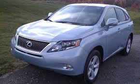 suv lexus 2010 lexus rx reviews specs u0026 prices top speed