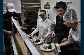 cap cuisine en 1 an social l apprentissage une voie d excellence