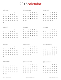 printable calendar year on one page www allfreecalendarprint com wp content uploads 20