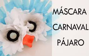 como hacer mascaras en forma de rosa comó hacer una máscara de carnaval pájaro tutorial paso a paso