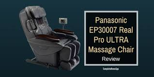 Back Massager For Chair Reviews Panasonic Ep30007 Real Pro Ultra Massage Chair Review November 2017