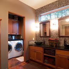 laundry room in bathroom ideas bathroom laundry picmia