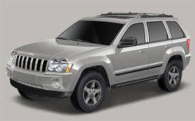 jeep grand cherokee wk 2007 rocky mountain edition