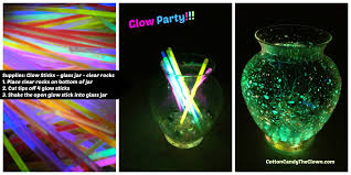 Glow In The Dark Party Decorations Ideas Showy Company Ideas Along With Glow Plus Party Ideas Cotton Candy