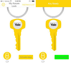 yale assure keyless bluetooth smart lock is pretty dumb cnet