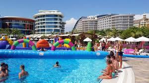 turkey inflatables baialara hotel antalya turkey part 1