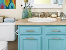 Small Bathrooms 30 Small Bathroom Design Ideas Hgtv