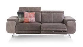 h h canapé canapé 3 places canapé cuir ou tissu