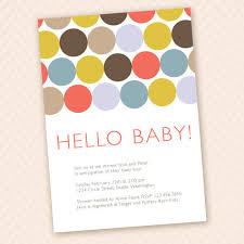 modern baby shower modern baby shower invitations hello ba modern ba shower