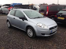 used fiat grande punto 1 2 active 3dr 3 doors hatchback for sale