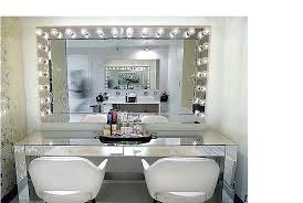Lighted Makeup Vanity Mirror Vanities Best Lighted Makeup Vanity Mirror Black Makeup Vanity