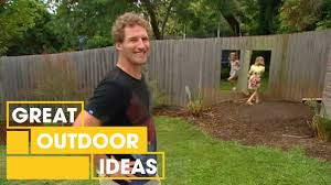 how to build a pivot fence gate outdoor great home ideas