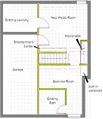 floor plans for basements cool basement design plans floor plans basements ideas