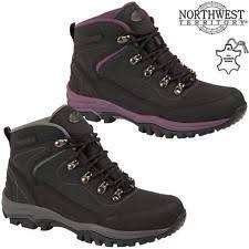 womens boots for walking womens waterproof walking boots ebay