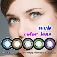 doll eye sparkle contact lenses halloween contacts romance