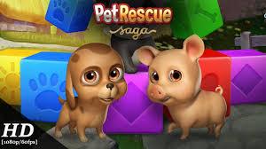 pet rescue saga apk pet rescue saga android gameplay 1080p 60fps apk