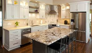 ideas for a small kitchen remodel contemporary white kitchen remodel eizw info