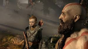 giant god of war poster finally finishes showcases kratos and his