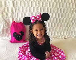 Minnie Mouse Halloween Costume Toddler Minnie Mouse Etsy
