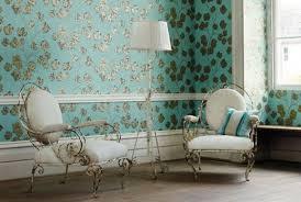 Home Wallpaper Decor Aliexpress Buy Desktop Wallpaper Damask Glitter 3d Flower Home