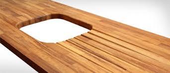 protection plan de travail bois cuisine comment choisir plan de travail de cuisine