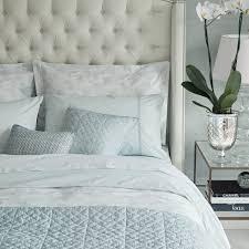 fable eram bedding duck egg motif bed linen at bedeck 1951