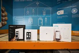 new smart home products the race to build command centers for smart homes wsj