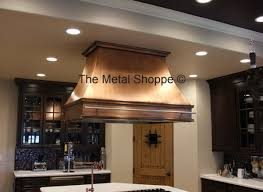 island kitchen hoods custom copper kitchen hoods copper steel pewter