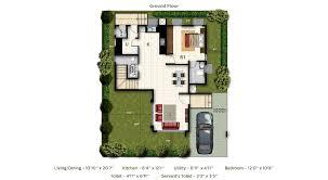 Antilla Floor Plan Independent Villa In Bangalore Contemporary Styling U0026 Modern