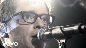 undone the sweater song lyrics weezer undone the sweater song live at axe one