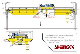 refractory cement plant low headroom overhead crane wiring diagram