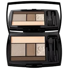 lancome color design eye brightening all in one 5 shadow u0026 liner