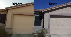 exterior tucson painters rock bottom painting