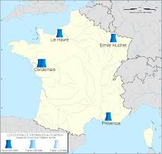 Provence France Map by File Coal Power Plants In France Map Fr 2016 Svg Wikimedia Commons